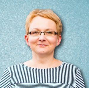 Katarzyna Solga portret na stronę kontakt