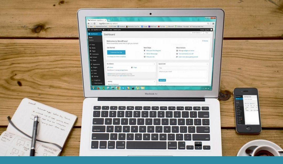 Jak samodzielnie zrobić stronę internetową dla kancelarii?