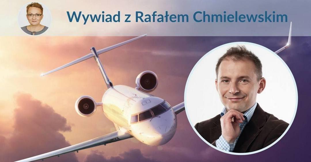Rozmowa z Rafałem Chmielewskim o prawniczym blogowaniu