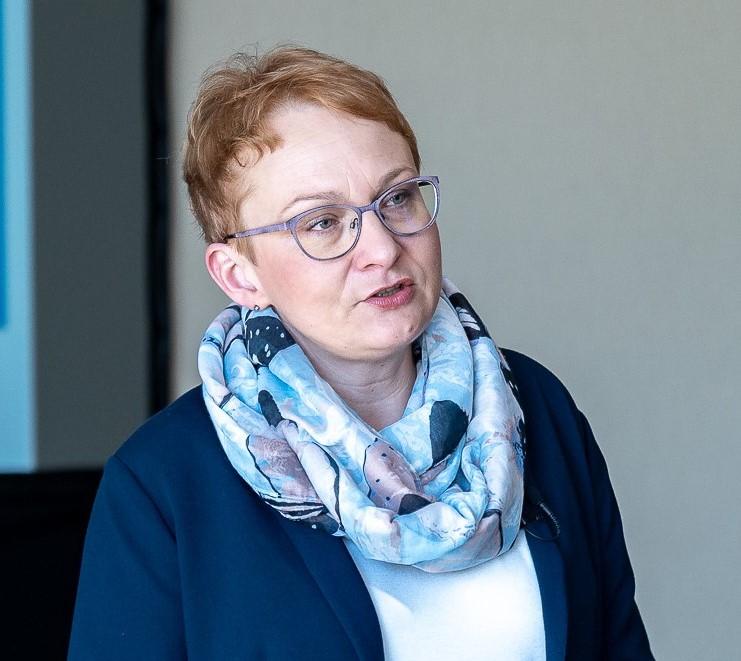 Katarzyna Solga, autor zdjęcia Ireneusz Kowal